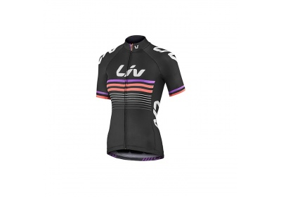 LIV Race Day SS Jersey-black-S