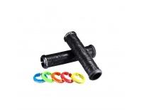 GIANT Tactal Single Lock-on Grip black/red