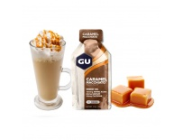 GU Energy Gel 32 g-caramel macchiato 1 SÁČEK (balení 24