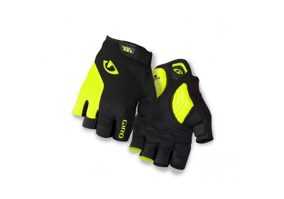 GIRO Strade Dure Black/Highlight Yellow M