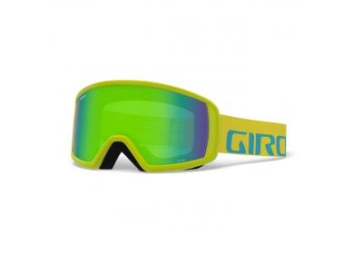 GIRO Scan Citron/Iceberg Apex Loden Green