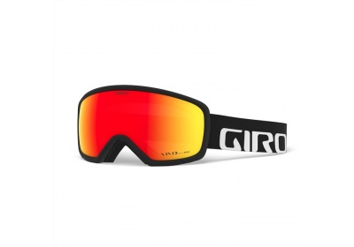 GIRO Ringo Black Wordmark Vivid Ember