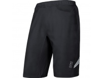 GORE Element 2in1 Shorts+-black-M