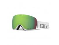 GIRO Article White Wordmark Vivid Emerald/Vivid Infrared (2skla)