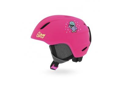 GIRO Launch Mat Bright Pink/Disco Birds S