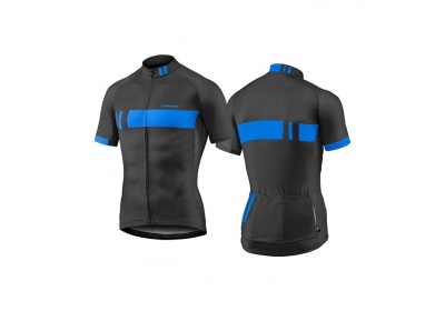 GIANT Podium SS Jersey-black/blue-XL