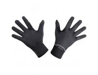 GORE GTX Infinium Stretch Mid Gloves-black/terra grey-9