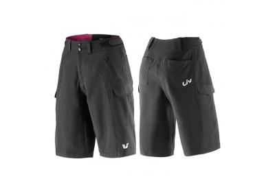 LIV Passo Baggy Shorts-black-M