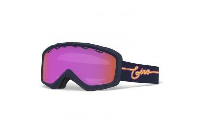 GIRO Grade Midnight Neon Amber Pink