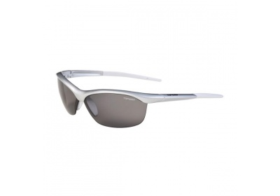 Tifosi Gavia SL-Metallic Silver/single lens/Smoke w/GG