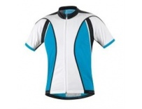 GORE FZ Jersey-white/pool blue-XXL
