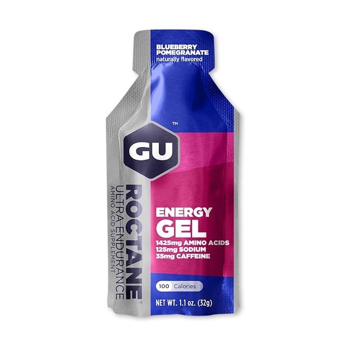 GU Roctane Energy Gel 32 g-blueberry/pomegranate  1 SÁČEK (balení 24ks)