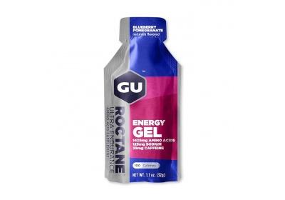 GU Roctane Energy Gel 32 g Blueberry/Pomegranate 1 SÁČEK (balení 24ks)