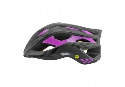 LIV přilba REV MIPS-matte black/gloss purple-L-CPSC/CE