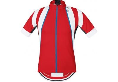 GORE Oxygen Jersey-red/white-XL