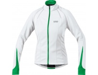GORE Phantom 2.0 SO Lady Jacket-white/fresh green-40