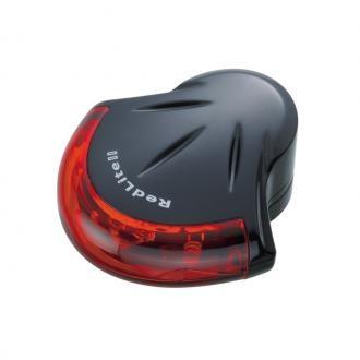 TOPEAK světlo RED LITE II černá