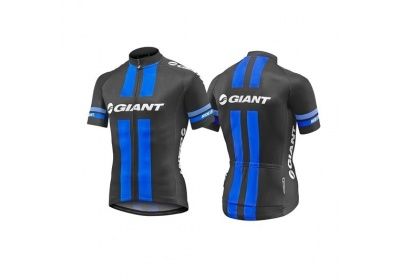 GIANT Race Day Standard SS Jersey-black/blue-S