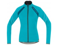 GORE Power Lady 2.0 WS Soft Shell Jacket-scuba blue/ink blue-36