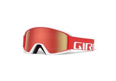 GIRO Semi Red/White Apex Amber Scarlet/Yellow (2Skla)