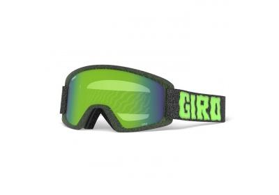 GIRO Semi Green Cosmic Loden Green/Yellow (2skla)