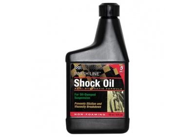 FINISH LINE Shock Oil 5wt 475 ml