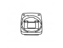 VDO bezdrátový držák pro modely M5WL,M6.1WL a M7GPS