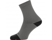 GORE C3 Dot Mid Socks-graphite grey/black-35/37