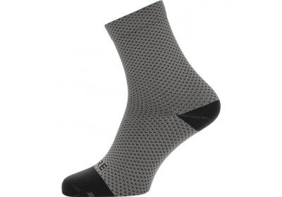GORE C3 Dot Mid Socks-graphite grey/black-35/37