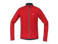 GORE Countdown AS 2in1 Jacket-red/petrol blue-L