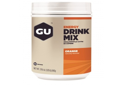 GU Energy Drink Mix 849g - Orange DÓZA