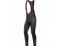 GORE Oxygen Partial Thermo Bibtights long+-black-M