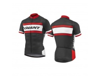 GIANT Rival SS Jersey-black/red-M