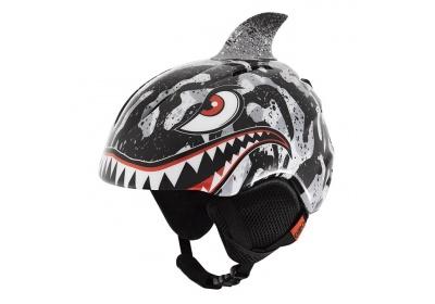 GIRO Launch Plus Black/Grey Tiger Shark XS