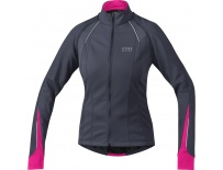 GORE Phantom Lady 2.0 WS Soft Shell Jacket-graphite grey/magenta-40