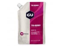 GU Energy Gel 480 g Triberry - 15 dávek
