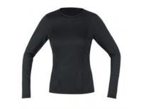 GORE Base Layer Lady Shirt Long-black-42