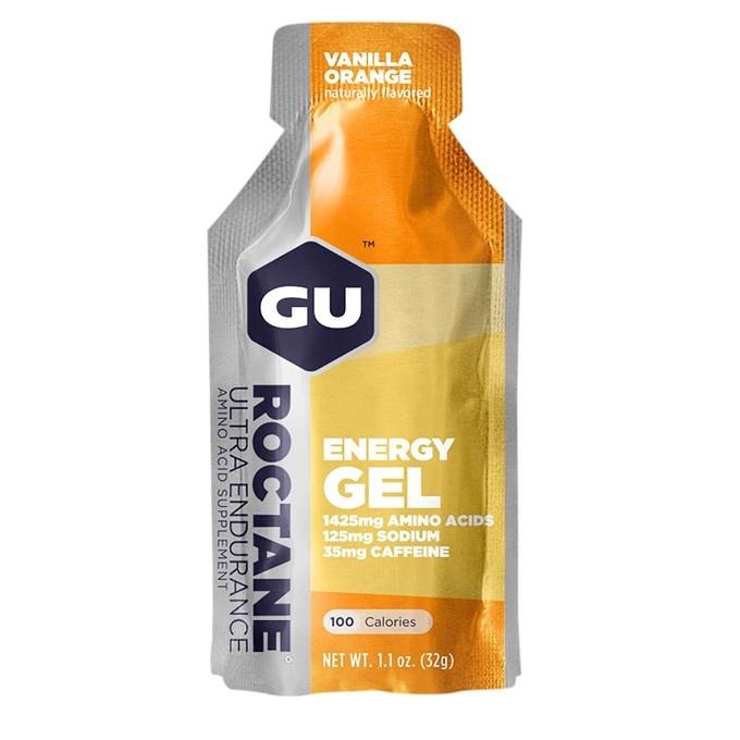 GU Roctane Energy Gel 32 g-vanilla/orange 1 SÁČEK (balení 24ks)