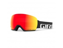 GIRO Article Black Wordmark Vivid Ember/Vivid Infrared (2skla)
