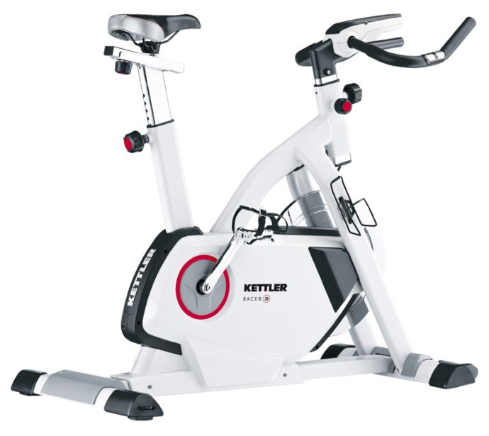 Cyklotrenažér Kettler Racer 3 - doprava zdrama + dárek