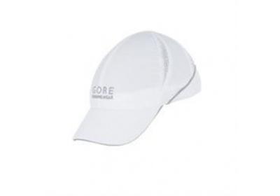 GORE Running Cap-white
