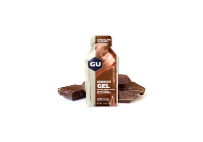 GU Energy Gel 32 g Chocolate Outrage 1 SÁČEK (balení 24ks)