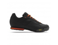 GIRO Rumble VR Black/Glowing Red 46
