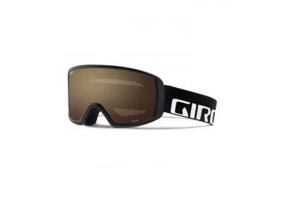 GIRO Scan Black Wordmark AR40