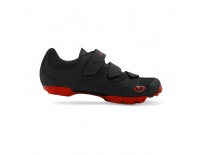 GIRO Carbide RII Black/Red 43