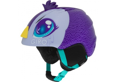 GIRO Launch Plus Purple Penguin XS