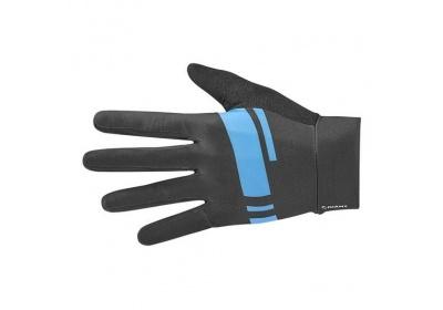 GIANT Podium Gel LF Gloves-black/blue-M