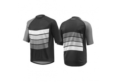 GIANT Transfer SS Jersey-black/grey-M