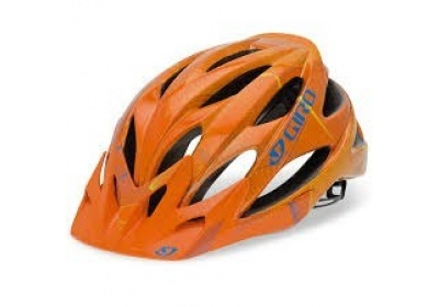 GIRO Xar Visor-orange/blue/yellow