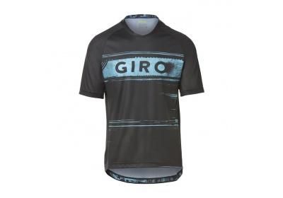 GIRO Roust Jersey Black/Iceberg Hypnotic M